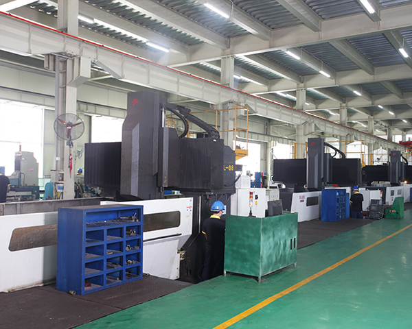 large processing center