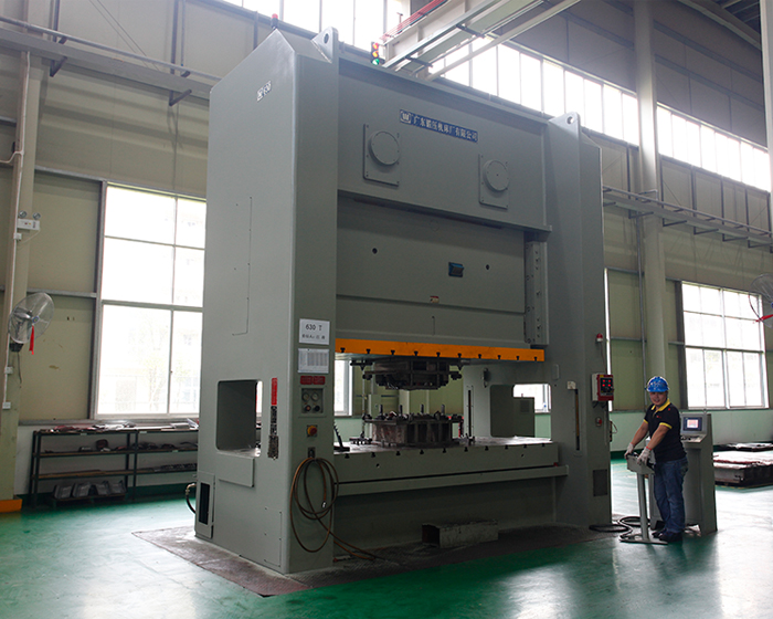 630T punching machine