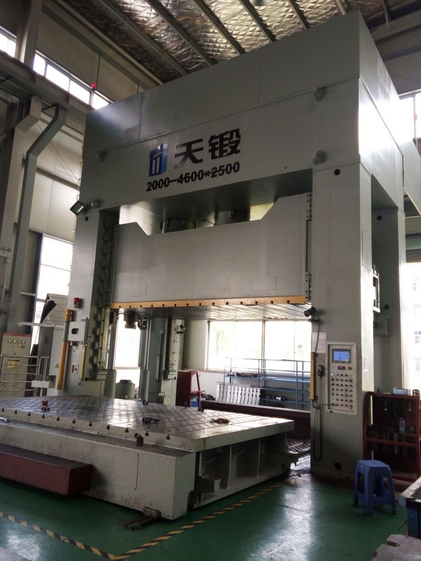 2000T Press